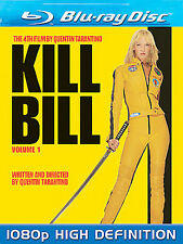 Kill Bill Vol. 1 Blu-ray Disc (New And Sealed)