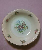 Vintage Edwin M. Knowles China Co Semi Vitreous Berry or Dessert Bowl