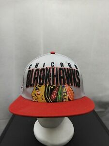 Chicago Blackhawks New Era 9Fifty Snapback Hat NHL