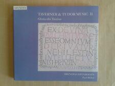 Paul Hillier Ars Nova Copenhagen Taverner & Tudor Music II Gloria tibi Trinitas