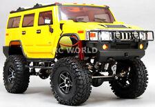 Custom Gelande  H1 HUMMER Rock Crawler 4X4 1.9 Beadlock Wheels  8.4v -RTR-