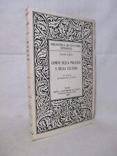 Turati Filippo - Uomini della politica e della cultura -Laterza 1949 Marx Engels