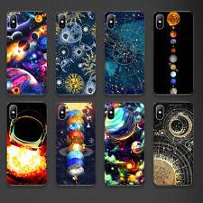 Planeta Espacio Universo de Star teléfono Blando Estuche Cubierta para iPhone XS XR Max 8 7 6 5 se