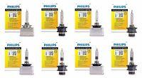 Authentic Philips XENON WHITE Bright HID D1S D2S D3S D4S D1R D2R D3R D4R GERMANY