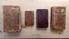 PRINTED 1808 RARE BOOK COLLECTION DISCIPLES OF CHRIST SLAVERY GEORGIA VIRGINIA