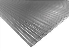 4-10mm Polycarbonat Stegplatte Dachplatte KLAR kostenloser Zuschnitt