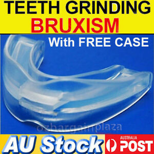 Mouthguard for TEETH GRINDING BRUXISM Night Guard Dental Teeth Clenching Boxing
