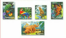 AUS600Z Animals 5 stamps MNH AUSTRALIA 1994