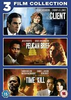 The Client/The Pelican Brief/A Time to Kill Triple Pack [DVD] [2012][Region 2]