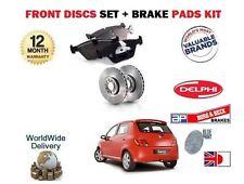 Proton Inteligente 1.2 9/2005> NUEVO Discos freno Delantero Set + Pastillas Kit