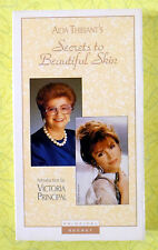 Aida Thibiant's Secrets to Beautiful Skin ~ VHS Movie ~ Victoria Principal Video