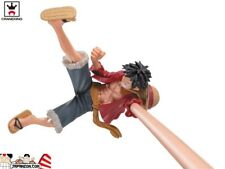 BANPRESTO ONE PIECE LUFFY SUPER LONG SIZE GUM GUM PISTOL  OFFICIAL FIGURE