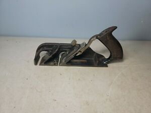 """RARE - STANLEY NO 78w Weatherstripping plane no 78 please see pics  1-1/2"""" iron"""