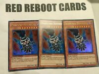 3x Darklord Superbia Ultra Rare LC02 Yugioh Mint