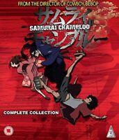 Samurai Champloo Collection [Blu-ray] [Region Free] [DVD][Region 2]