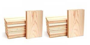 "48 PACK Extra Wide Cedar Grilling Planks - 7x11"" - Western Red Cedar - Food Safe"