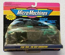 STAR TREK THE NEXT GENERATION MICRO MACHINES COLLECTION #3