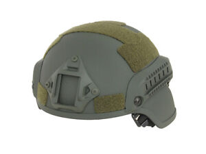 Spec Ops Mich 2000 Replica Helm Light Version in Oliv Tactical Nato