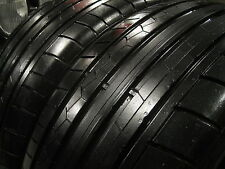 ALMOST NEW 2 TWO DUNLOP SP SPORT MAXX GT XL AO NR 255/45/R20 101W 255 45 20