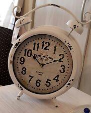 """Tischuhr / Uhr """" Kensington """" / Wecker / Vintage / Shabby chick / Landhaus"""