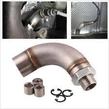 J Style Car O2 Oxygen Sensor Restrictor Fitting Defouler&Adjustable Flow Inserts