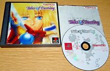 Ps1 Japon Export-Tales Of Destiny-NTSC-J-PlayStation 1 jeu de collection