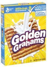 Golden Graham's Cereal Breakfast Food Snack