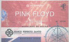 PINK FLOYD USED CONCERT TICKET 23/07/1994 LISBON PORTUGAL
