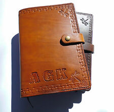 Personalized Leather Journal, Diary
