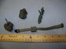 1/6 Scale Dragon Belt Bayonet w/Sheath, Canteen & pouch #3