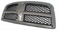 2009 2010 2011 2012 Ram 1500 Grille Chrome with Black Honeycomb CH1200347