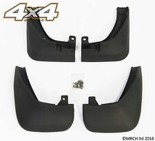 For Kia Sportage 2005 - 2010 Mud Guards Mud Flaps - Set of 4 (front and back)