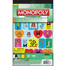 Monopoly Stickerbook Eureka Eu-609694