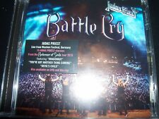 JUDAS PRIEST Battle Cry (Australia) CD – New