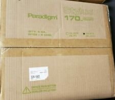 Paradigm Stylus 170 outdoor speaker pair - White - New