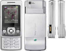 FIDO SILVER SONY ERICSSON T303a SLIDER CELL PHONE GSM CAMERA CELL PHONE WIRELESS
