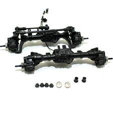 Traxxas TRX-4 Crawler Portal Axle Front Rear Housing T-Lock Diff TRX4 Mercedes