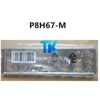 NEW IO I/O SHIELD back plate BLENDE BRACKET for ASUS  P8H67-M