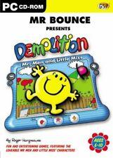 Mr Men & Little Miss - Mr Bounce Presents Demolition