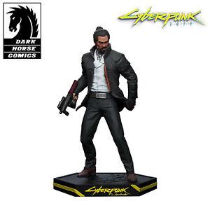 Cyberpunk 2077 G.TAKEMURA 3007-317 Action Figure Statue Takemura New UK