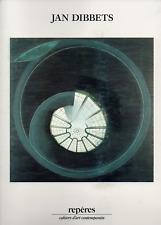 Jan DIBBETS. Peintures. Repères, n° 57. Galerie Lelong, 1989.
