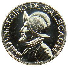 (G28) - Panama - 1/10 Decimo Balboa 2001 - Vasco Nunez de Balboa - UNC - KM# 127