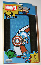 Marvel Comics Kawaii Captain America Clip Case New NOS Australian For Iphone 5