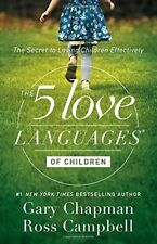 The 5 Love Languages of Children (New Paperback) by Gary D Chapman