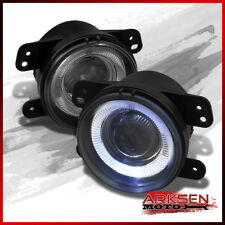 Fits Smoke 05-10 Chrysler 300 Pt Cruiser Magnum Halo Projector Fog Lights Lamps