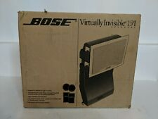 Bose Virtually Invisible 191 in-wall/ceiling speakers. Factory Renewed unopened