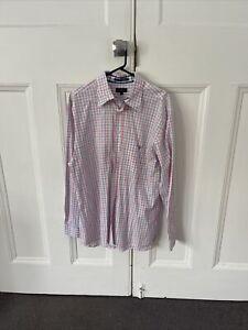 Gant Mens Button Up Shirt Size L