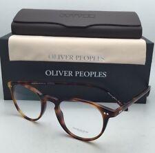 New OLIVER PEOPLES Eyeglasses RILEY R DM OV 5004 1007 47-20 Dark Mahogany Frames