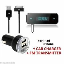 FM Transmitters for iPhone 4s