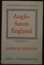 Anglo-Saxon England (The Oxford History Of England) by F. M. Stenton